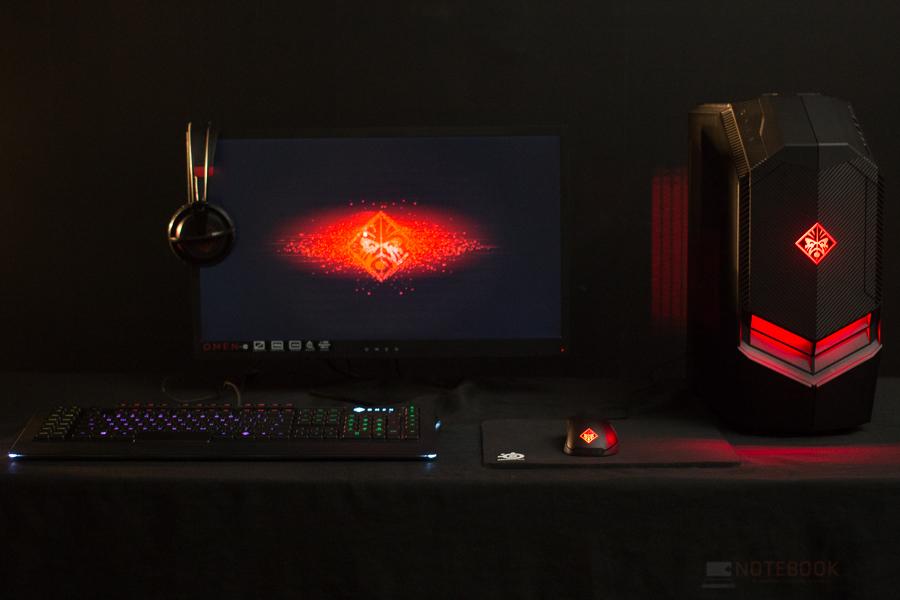 HP Omen PC 1