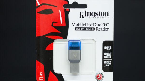 Kingston MobileLite Duo3C 1