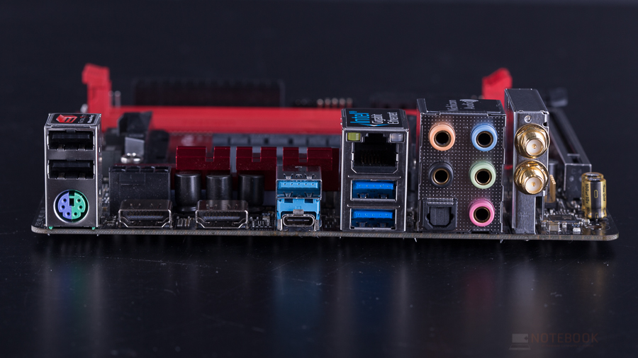 ASRock AB350 Gaming ITX AC 10