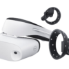 Dell Visor VR headset and controllers