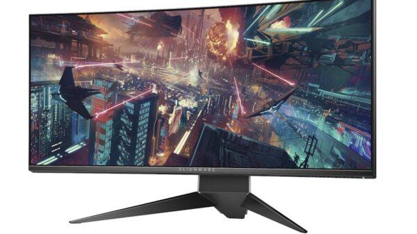 Dell alienware 34 inch monitor 600 01