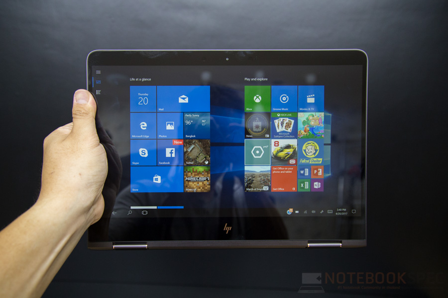 HP Spectre x360 2017 Review 62