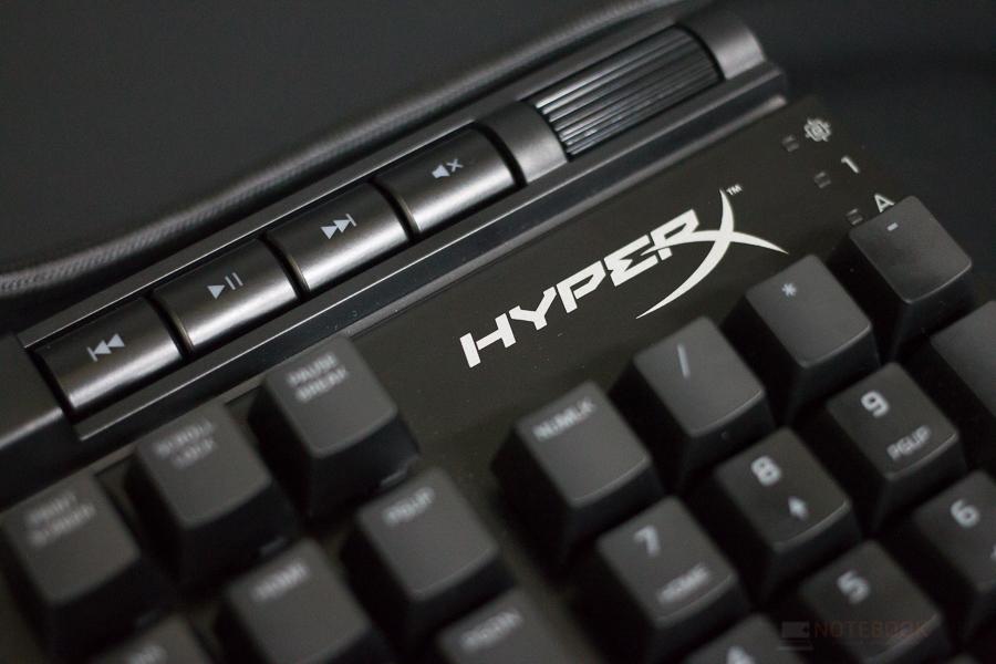 HyperX Alloy Elite 12