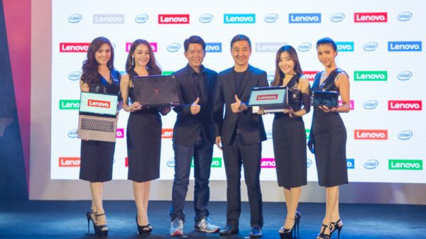 Lenovo Product Launch IdeaPad 720S YOGA 720 AIO 520 TAB 4 46