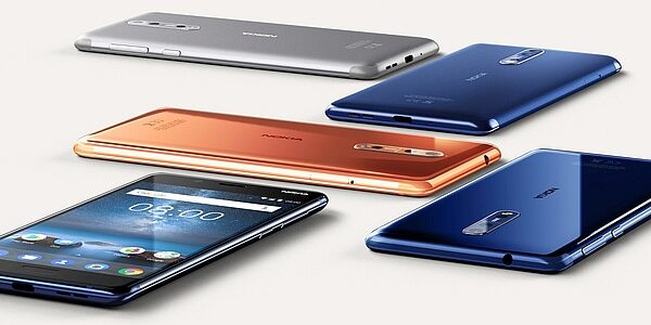 Nokia 8 Android flagship 600