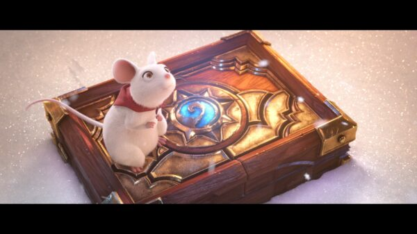 Sarge is no ordinary mouse—Malto's magical companion is the heart of the...