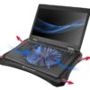 Thermaltake Massive V20 Laptop Cooling Pad large 200mm fan with big airflow offers high cooling performance