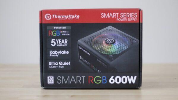 Thermaltake SMART RGB 600W 1