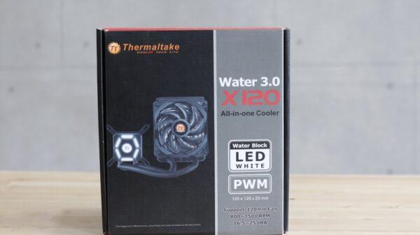 Thermaltake WT30 X120 0