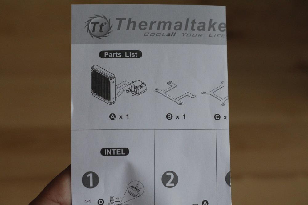 Thermaltake WT30 X120 13