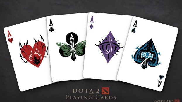 how to open player card in dota 2