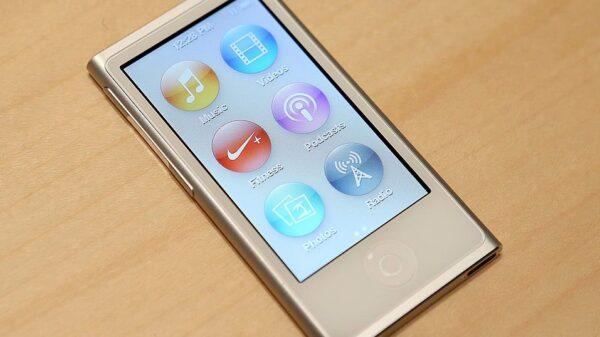 iPod Nano 600