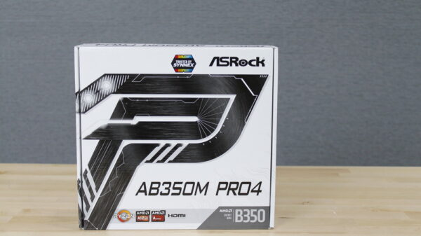 ASRock AB350M Pro4 1