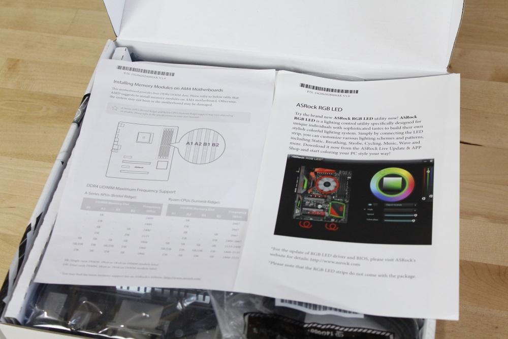 Review] ASRock AB350M Pro4 เมนบอร์ดคุ้มเวอร์ เมนบอร์ดสำหรับ Ryzen