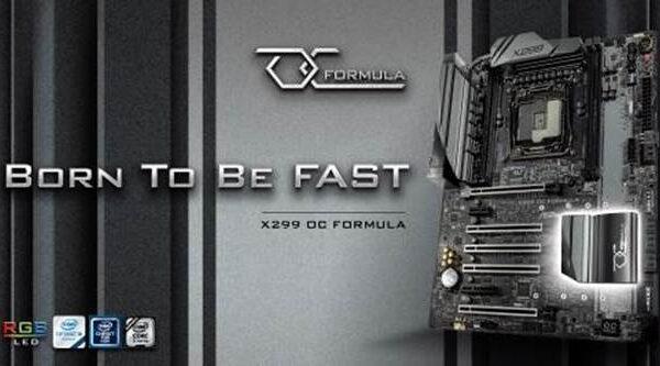 ASRock X299 OC Formula 1