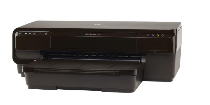 HP Officejet 7110 Wide Format 2