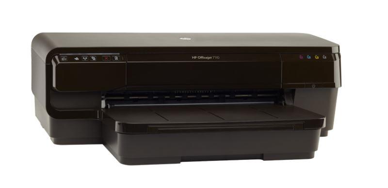 HP Officejet 7110 Wide Format 3