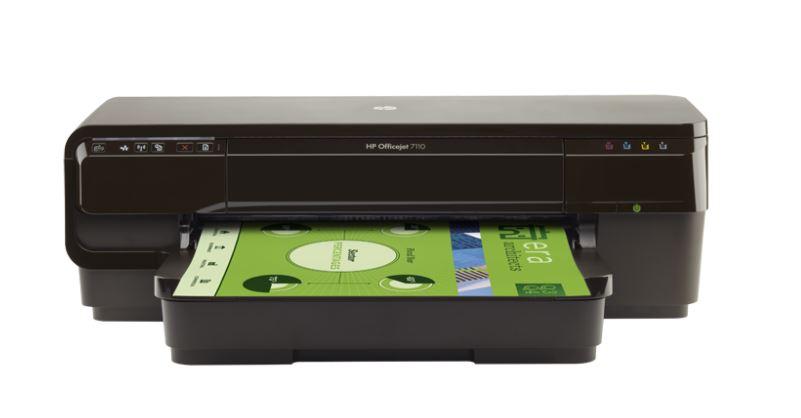 HP Officejet 7110 Wide Format 8