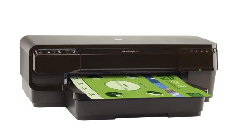 HP Officejet 7110 Wide Format 9