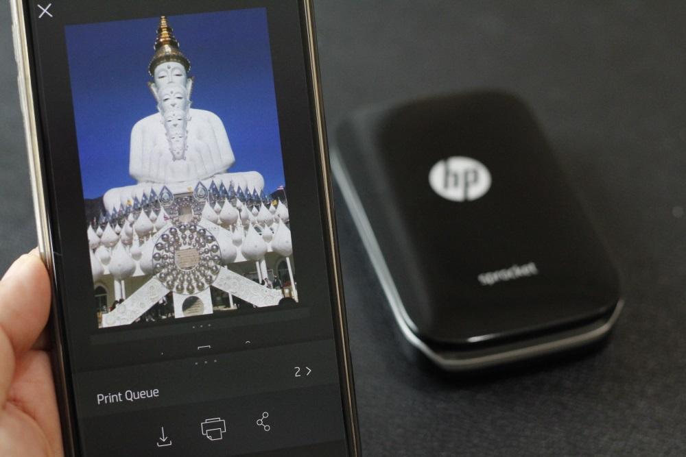 HP Sprocket 34