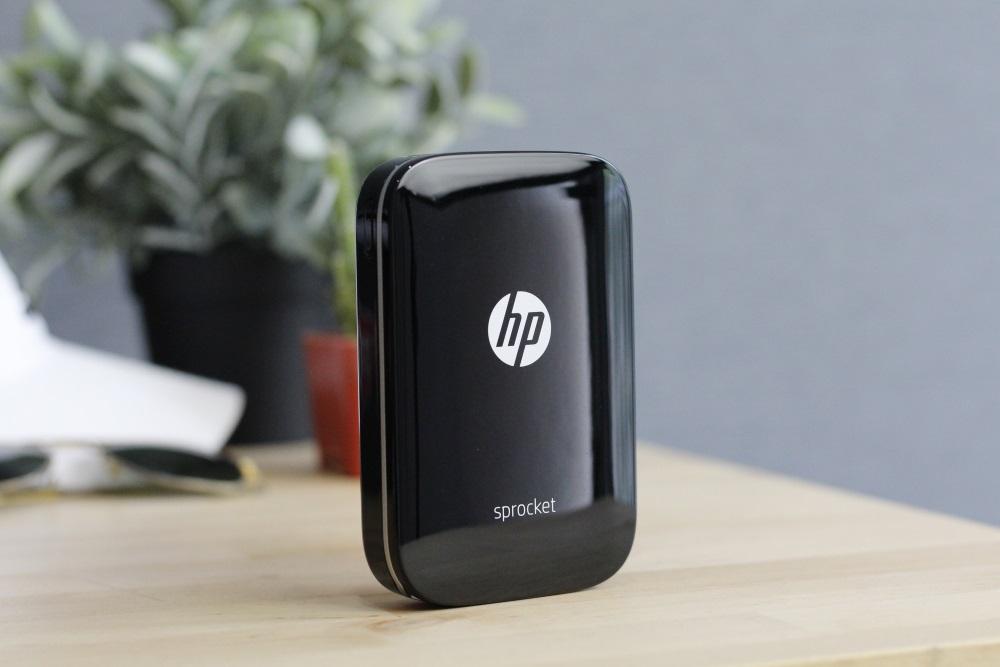 HP Sprocket 8