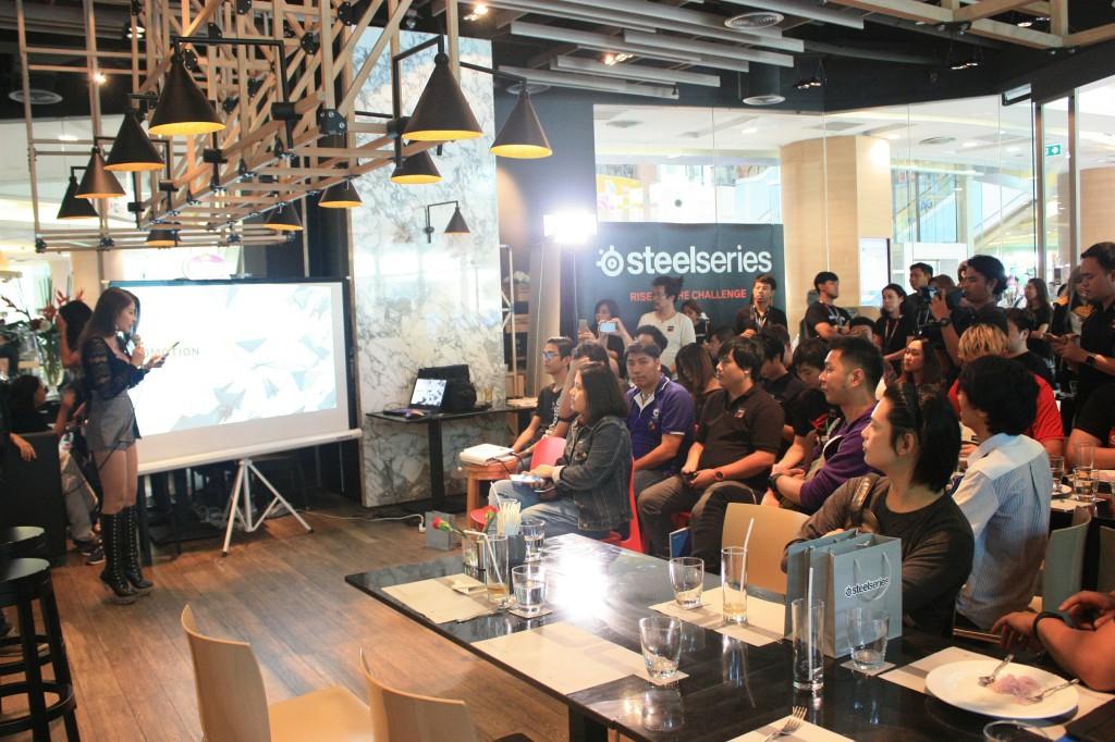[SteelSeries] แบรนด์ Gaming Gear ระดับโลก เปิดตัวเมาส์, แผ่นรองเมาส์, คีย์บอร์ด, หูฟัง รุ่นใหม่ในไทย