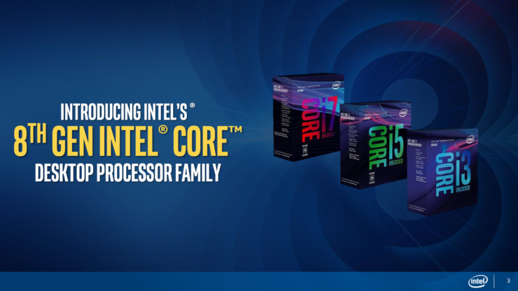Intel Coffee Lake 8th Gen Desktop Processors 600 01