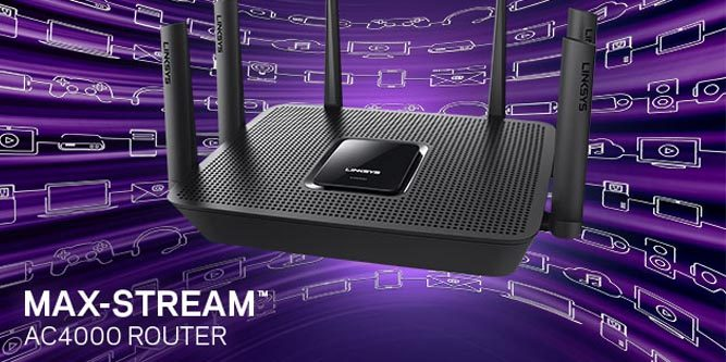 Linksys Max Stream EA9300 AC4000 Review
