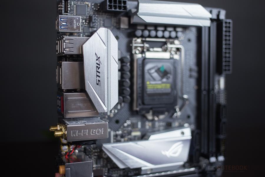 Rog Strix Z370 I Gaming 7