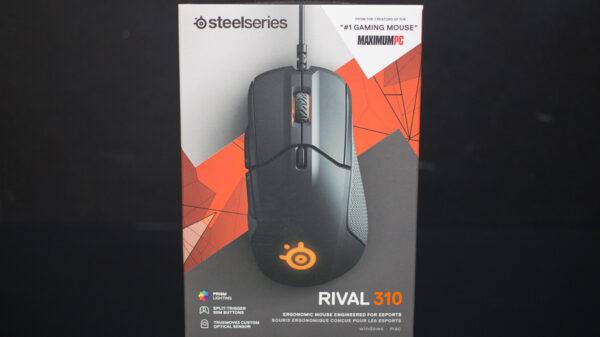 SteelSeries Rival 310 1