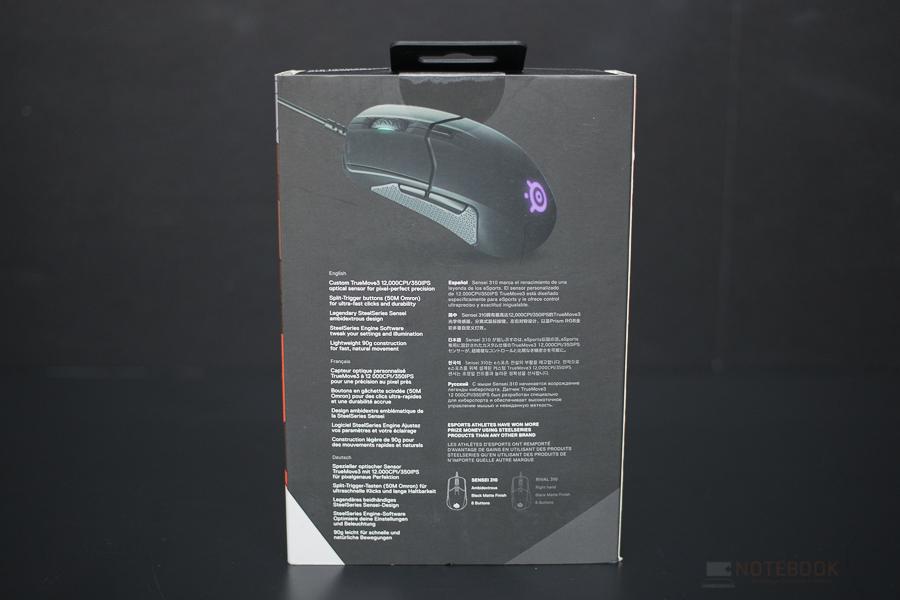 Review] การกลับมาของตำนาน SteelSeries Sensei 310 พร้อมกับ Sensor แบบ