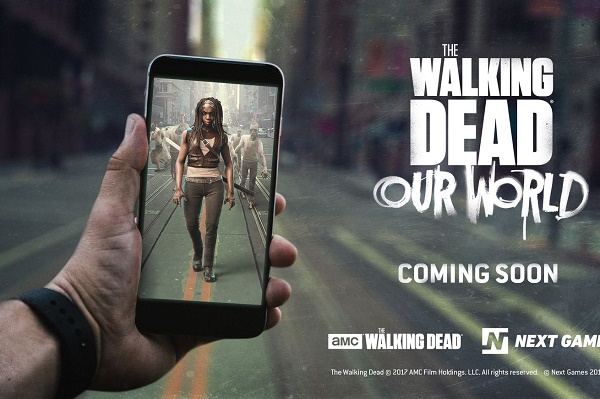 The Walking Dead Our World   Coming Soon.0