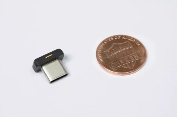 YubiKey 4C Nano 600 01
