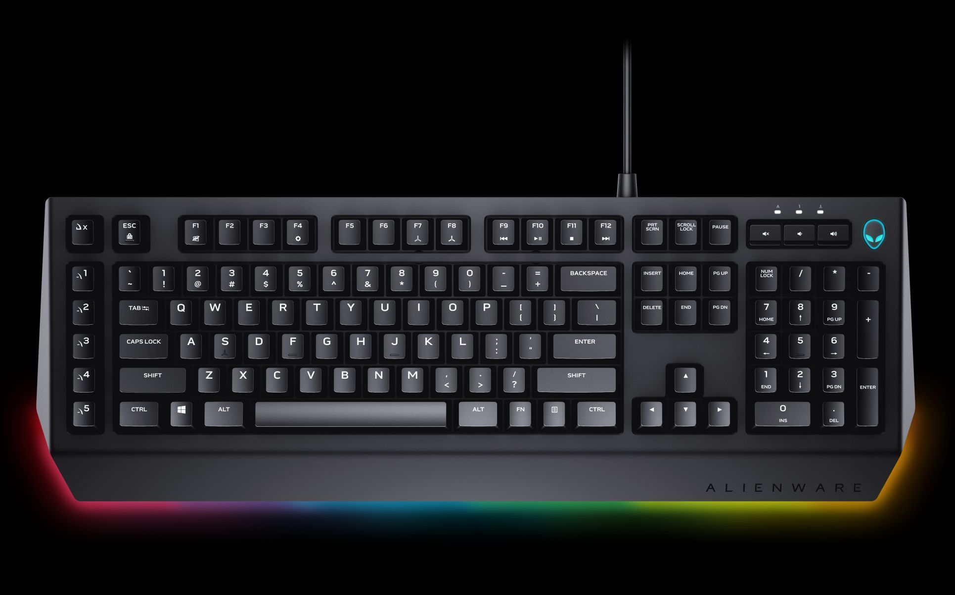 alienware advanced keyboard 100725695 orig