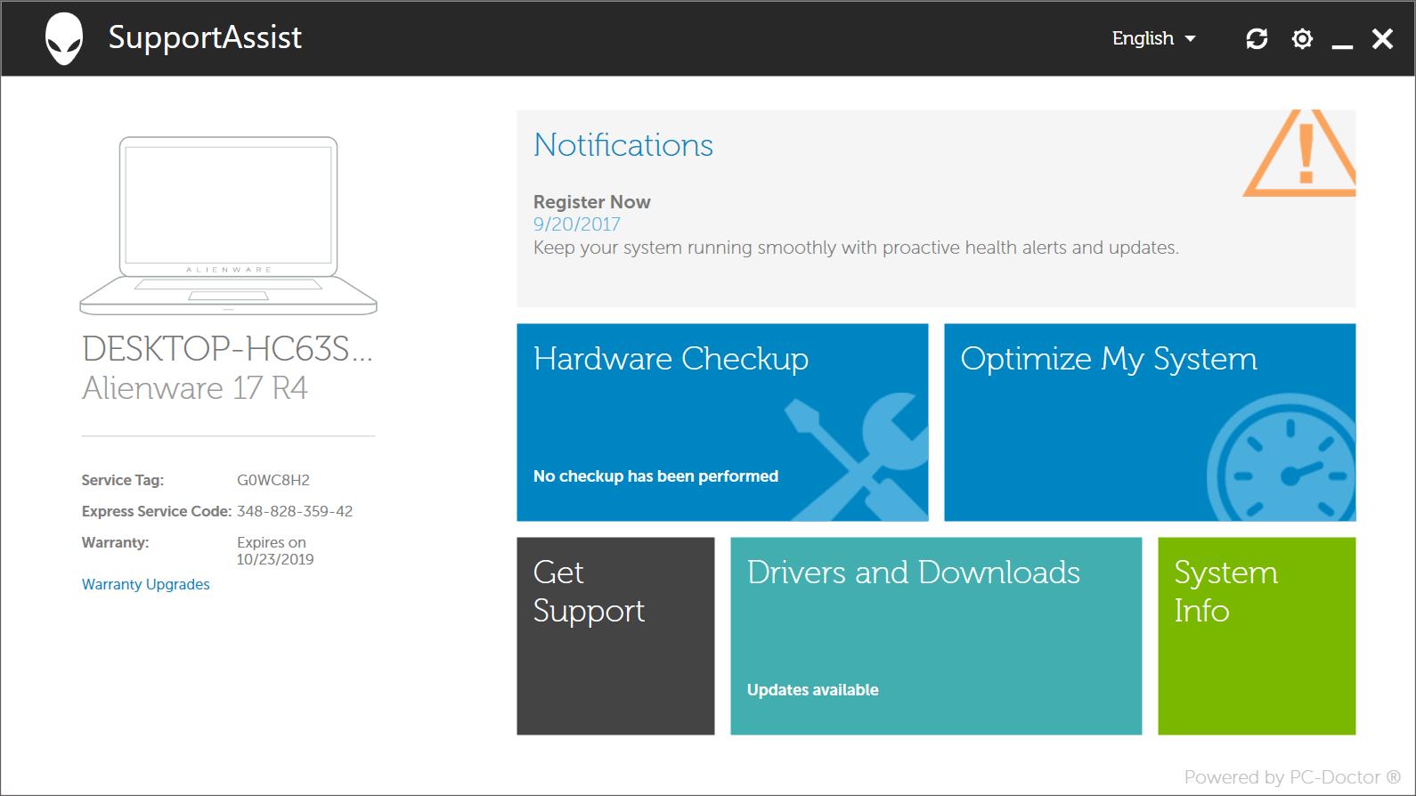 Review] Dell Alienware 17 R4 โน้ตบุ๊คเล่นเกมตัวท็อป