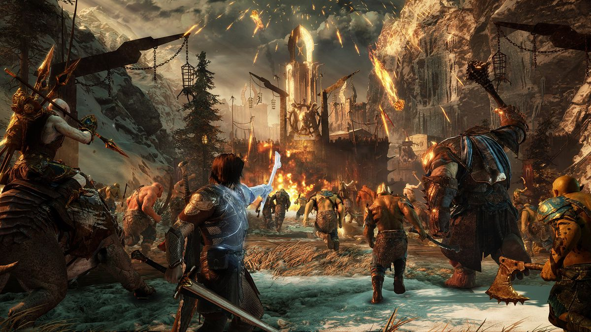 middle earth shadow of war screen1.0