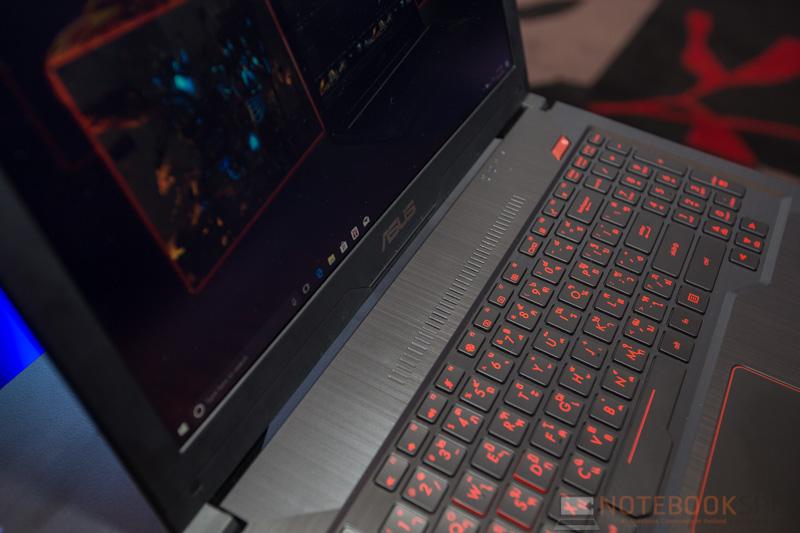 ASUS Gaming FX503 Preview 10
