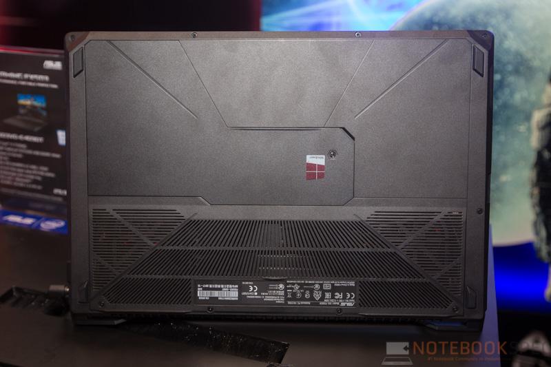 ASUS Gaming FX503 Preview 15