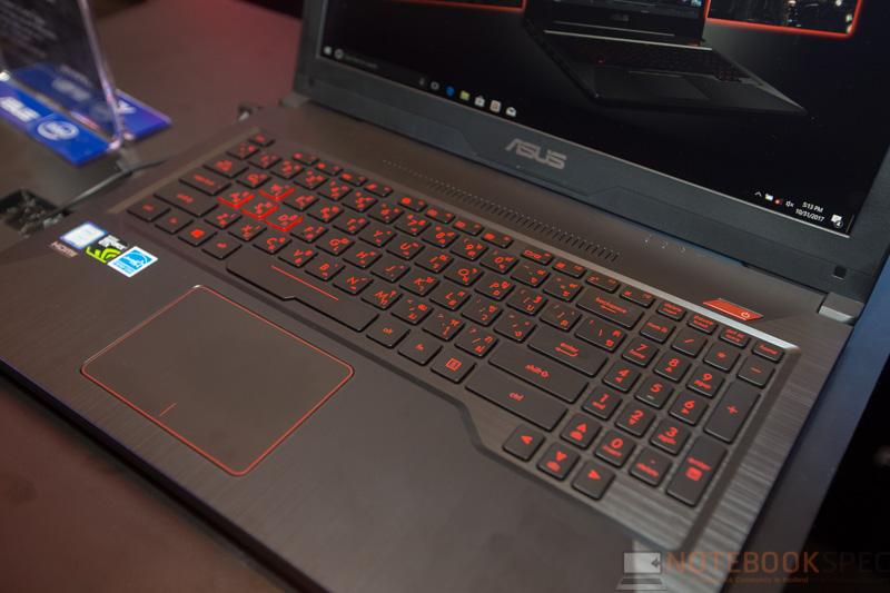ASUS Gaming FX503 Preview 3