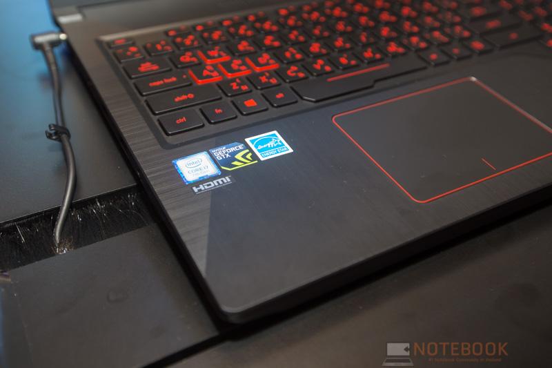 ASUS Gaming FX503 Preview 5