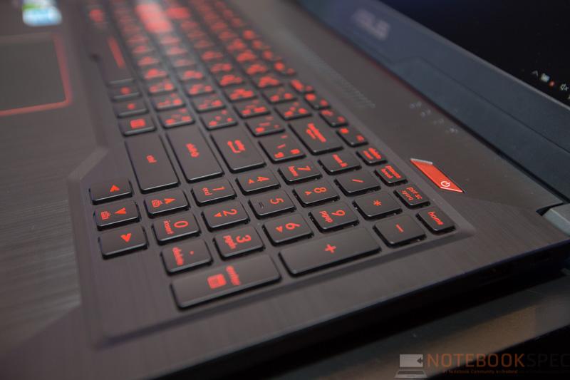 ASUS Gaming FX503 Preview 7