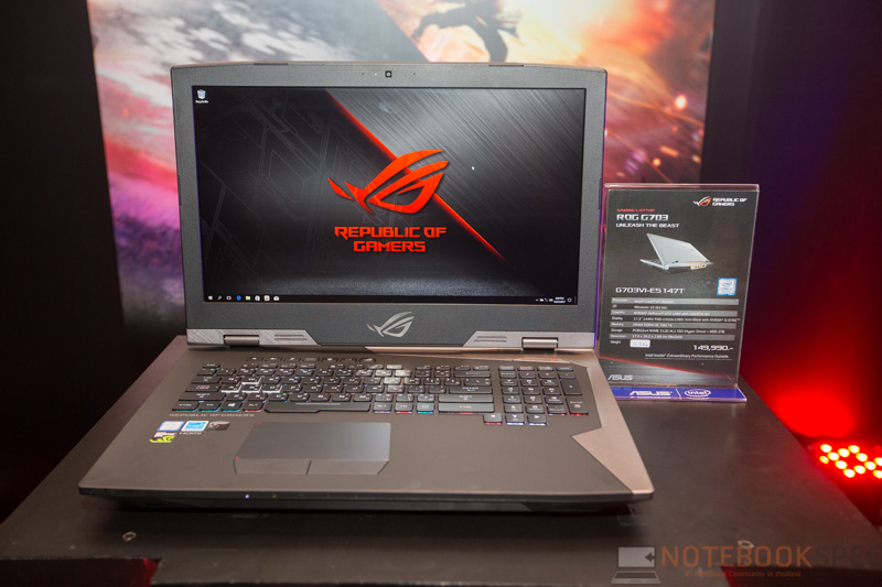 ASUS ROG G703 Chimera Preview 2