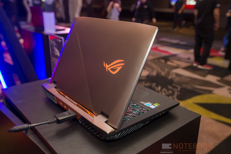ASUS ROG G703 Chimera Preview 8