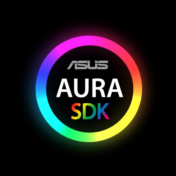 ASUS AURA SDK logo