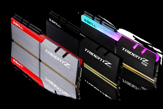 G.Skill DDR4 4600 Intel Gen8 2