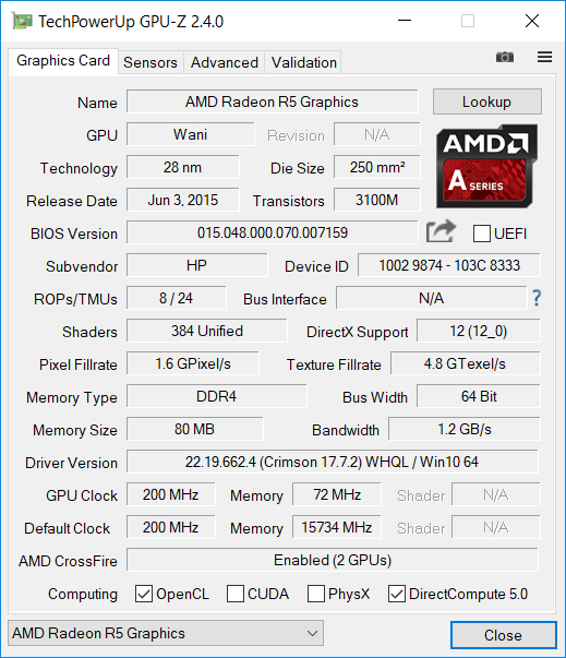 Review] HP 15-bw079AX โน้ตบุ๊คจอ 15 นิ้ว Full HD ราคาหมื่นต้น สเปคโอ