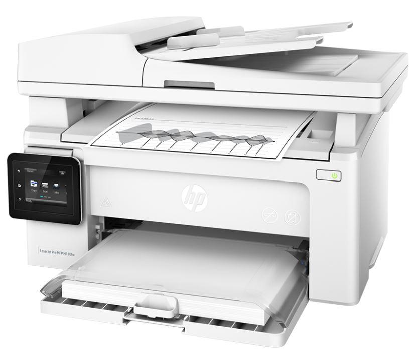 HP LaserJet Pro MFP M130fw 5