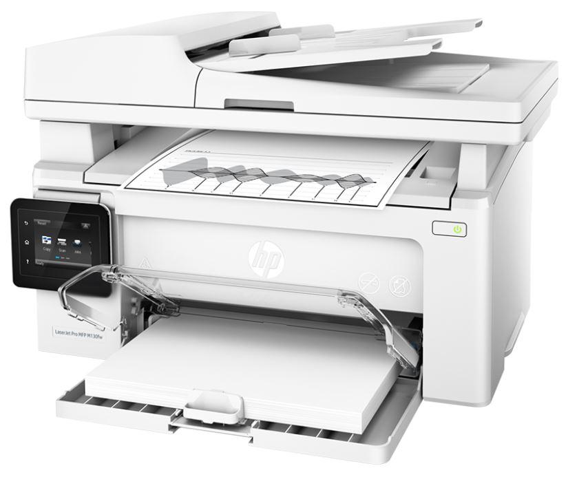 HP LaserJet Pro MFP M130fw 7
