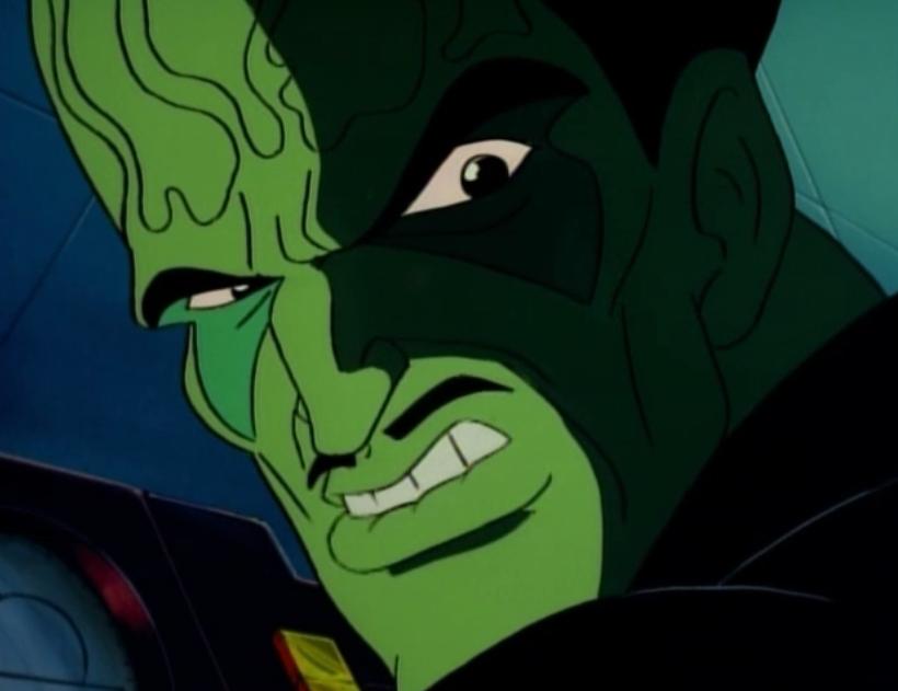 The Incredible Hulk TAS 1996 5 Leader