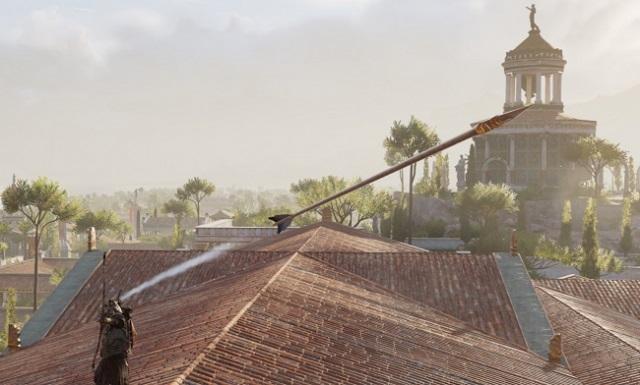 [Game Tips] แนะนำเทคนิคควบคุมลูกธนูดั่งใจใน Assassin's Creed: Origins จะได้ไม่ต้องเล็งให้ลำบาก